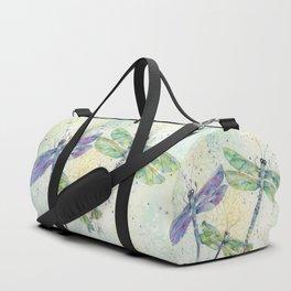 Xena's Dragonfly Duffle Bag