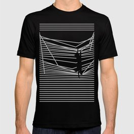 Cats and Curtains T-shirt