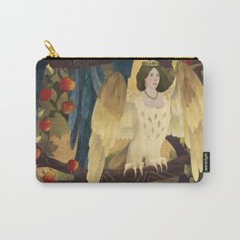 Sirin And Alkonost Carry-All Pouch