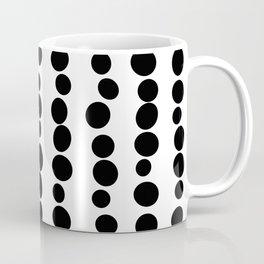 Black Dots Coffee Mug