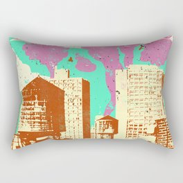 NEW YORK STEAM Rectangular Pillow