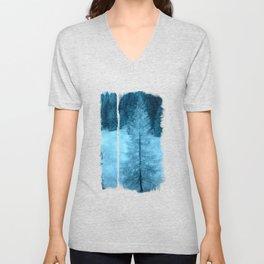 crystal larch Unisex V-Neck
