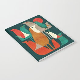 Flock of Birds Notebook