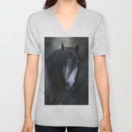 Beautiful Boy Unisex V-Neck
