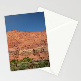 Colorful Mesas 4 - Desert Southwest  Stationery Cards
