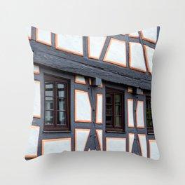 Concept city : Windows Throw Pillow