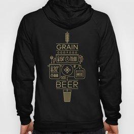 Beer Brewing Explained Hoody