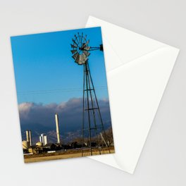 Colorado Windmill Stationery Cards