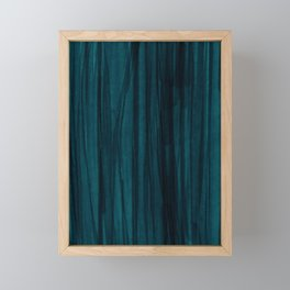 The Forest Grain Framed Mini Art Print