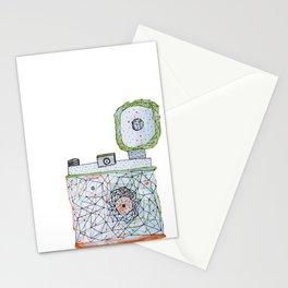 Vintage Camera 1.0 Stationery Cards