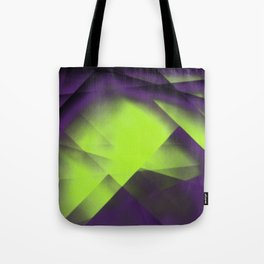 Purple Color Package Tote Bag