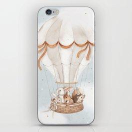 Little Explorers iPhone Skin