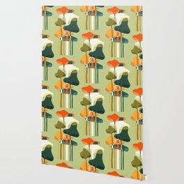 Little mushroom Wallpaper