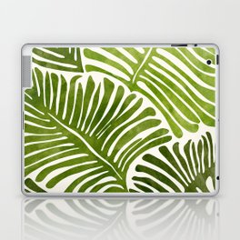 Summer Fern / Simple Modern Watercolor Laptop & iPad Skin