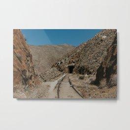 Tunnel #9 Metal Print
