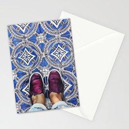 Art Beneath Our Feet - Ancona, Italy Stationery Cards