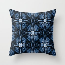 Flowing shields.... Throw Pillow