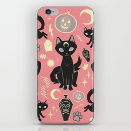 Witch Babies iPhone Skin