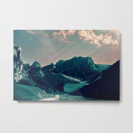 Mountain Call Metal Print