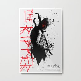 The Ripper Metal Print