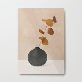 Eucaliptus Decoration I Metal Print
