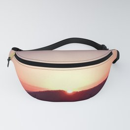 Aloha. Be Open to What Comes Fanny Pack