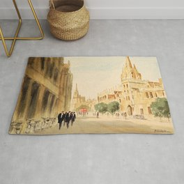 Oxford High Street Rug