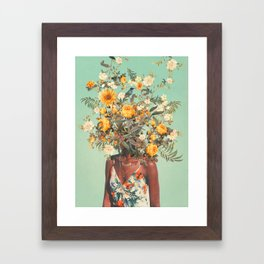 You Loved me a Thousand Summers ago Framed Art Print