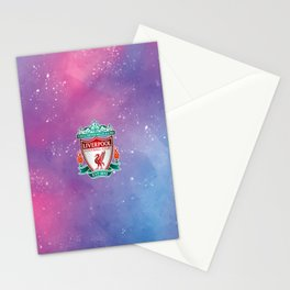 Liverpool  Sport Football Stationery Cards