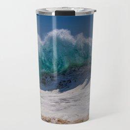 Wedge Backwash Travel Mug