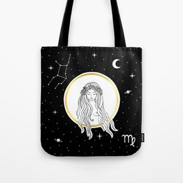 Virgo [Horoscope Collection] Tote Bag