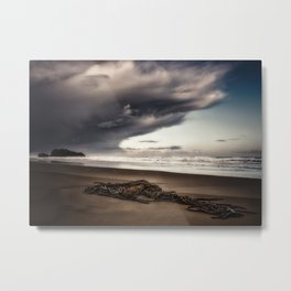 Stranded Before The Storm 1 Metal Print