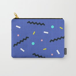 Memphis pattern 57 Carry-All Pouch
