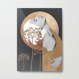 Gentle Beauty 9 Metal Print