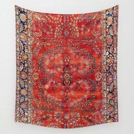 Sarouk Arak West Persian Carpet Print Wall Tapestry