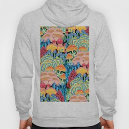 Fungi World (Mushroom world) - BKBG Hoody