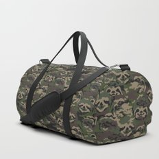 Sloth Camouflage Duffle Bag