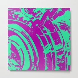 Fresnel Prism 1 Metal Print