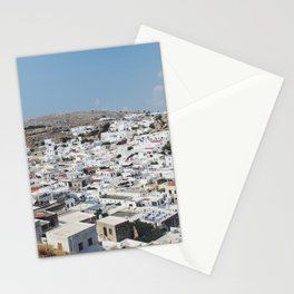 Lindos, Rhodes Stationery Cards