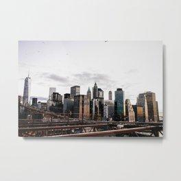 New York 10 Metal Print