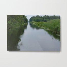 Dutch waters Metal Print