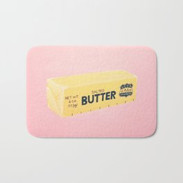 The Butter The Better Badematte
