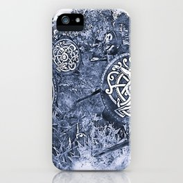 Medieval Army in Battle iPhone Case
