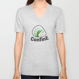 Confine Unisex V-Neck