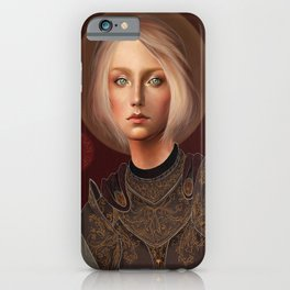 St. Joan of Arc iPhone Case