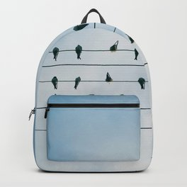 Up On A Wire Backpack