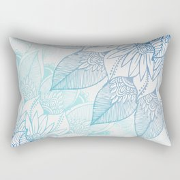 Vibe with me Rectangular Pillow