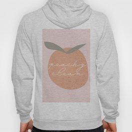 Peachy Clean Peach Hoody