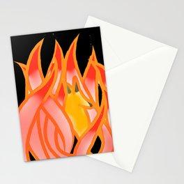 kyubi no yoko Stationery Cards