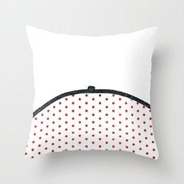 BOOB II Throw Pillow